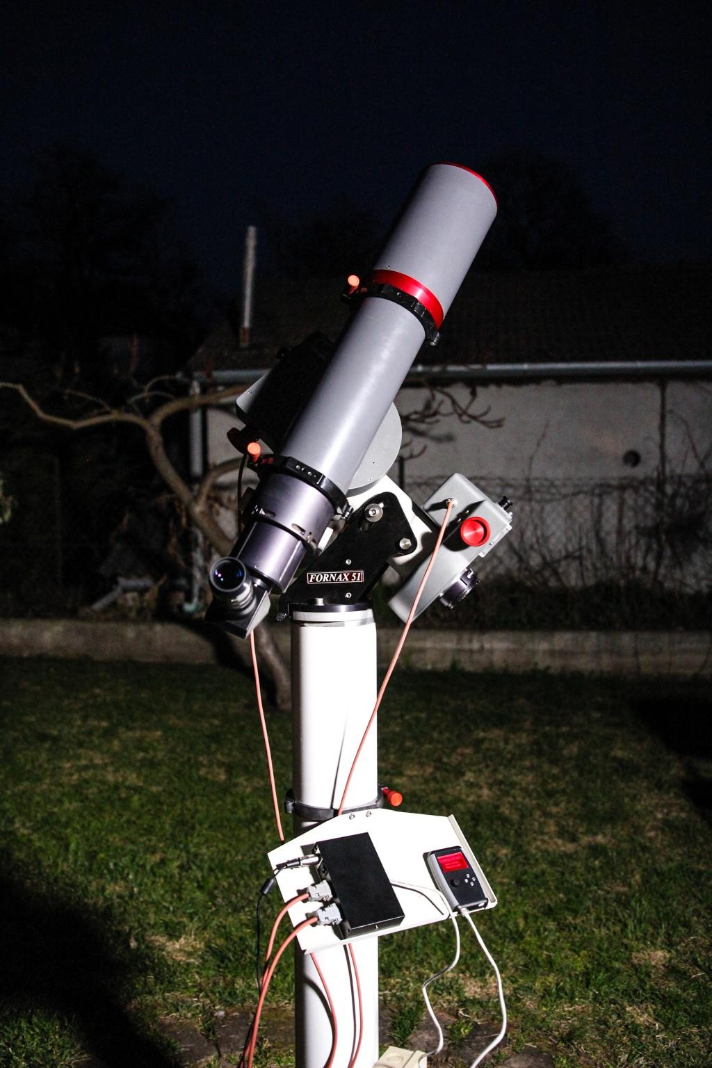 Ursa Minor MC3 telescope controller - marketing material