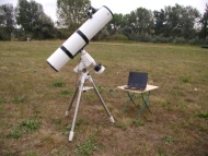 Controlling telescopes with Ursa Minor